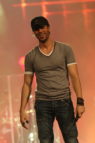 Enrique Iglesias Prayer Rope