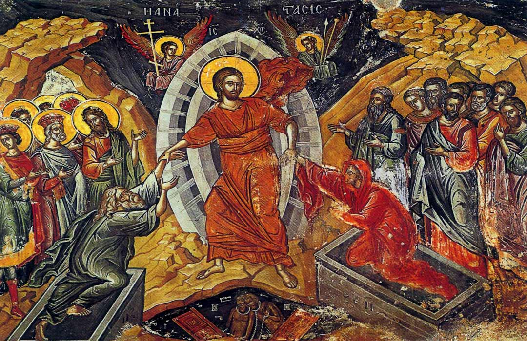 Holy Saturday the Day Before Pascha