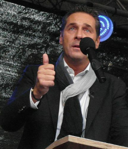Heinz Harald Strache FPO Brojanica