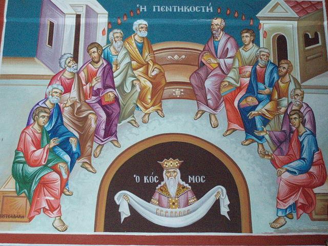 Pentecost Celebration