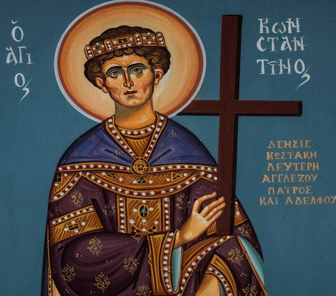 Saint Constantine The Great (Part 2)