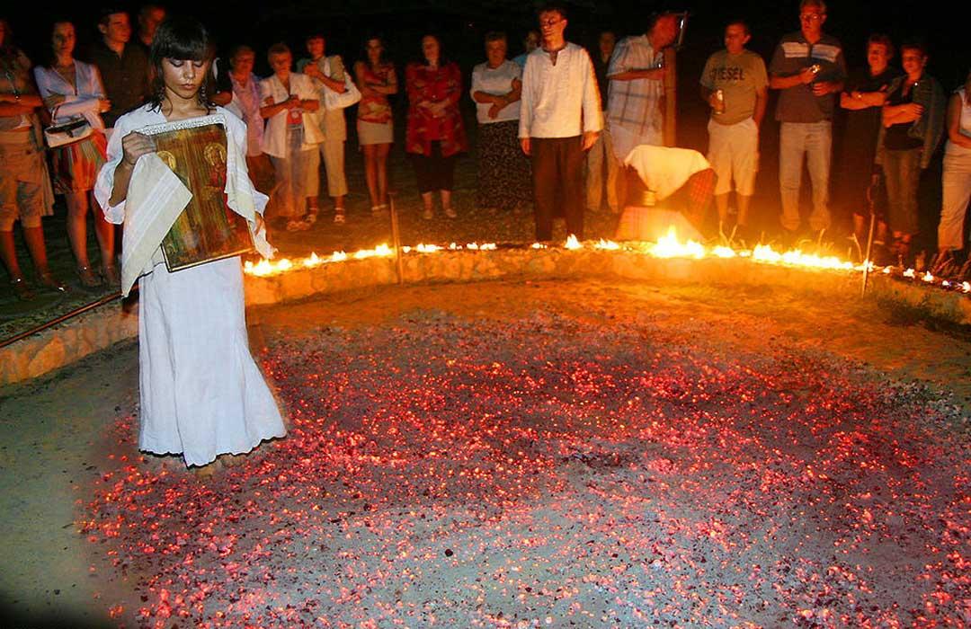 Feast of Saint Helen – the Anastenária Custom