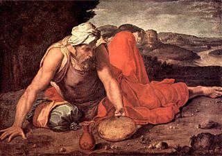 Prophet Elias Bread and Water