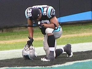 Josh Vaughn Praying
