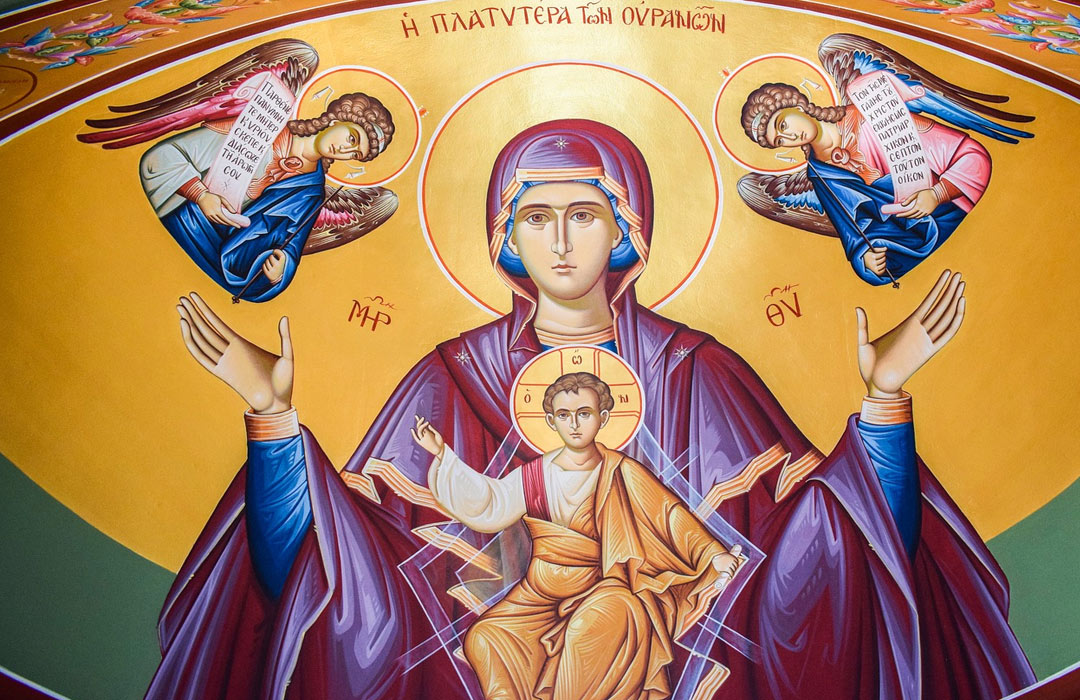 Theotokos, The One Who Gave Birth To Jesus