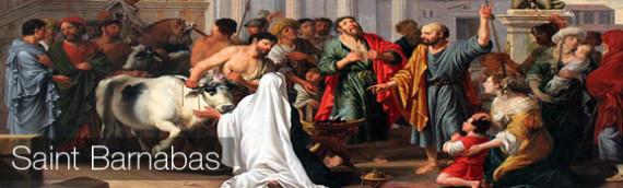 Who was Saint Barnabas?