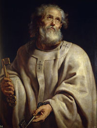 First Christian Martyr: Saint Peter