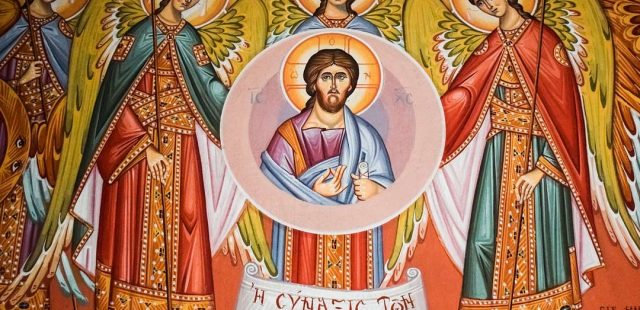 Who are the Orthodox Christian Angels?