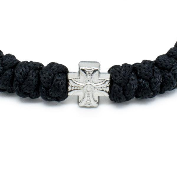 Black Prayer Bracelet