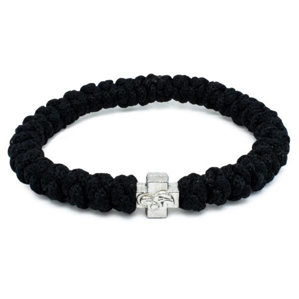 Black Prayer Bracelet-0