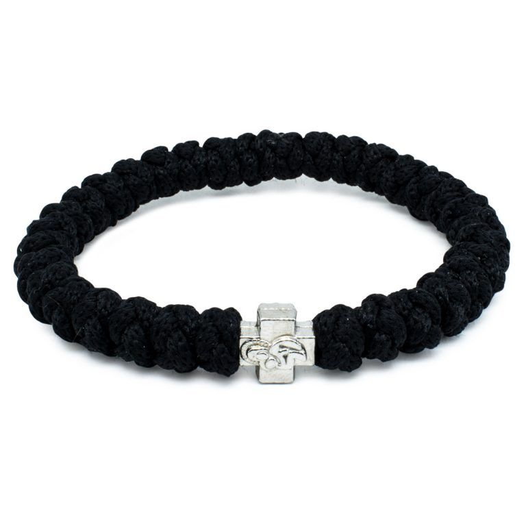 Black Prayer Bracelet-0