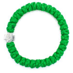 Green Prayer Bracelet